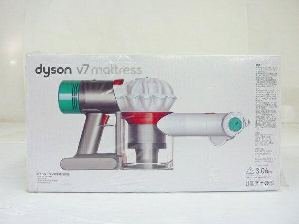 未使用 【中古】 未開封 未使用 ダイソン dyson V7 Mattress コードレス ハンディクリーナー HH11 COM DOM JP 掃除機 O3291223