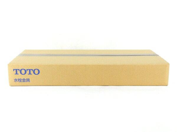 未使用 【中古】 TOTO TLG05301J 洗面用 混合 水栓 住宅 設備 機器 Y3542914