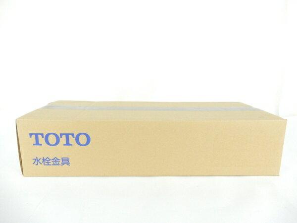 未使用 【中古】 TOTO TKGG38ER キッチン 台所用 混合 水栓 住宅 設備 機器 Y3542906