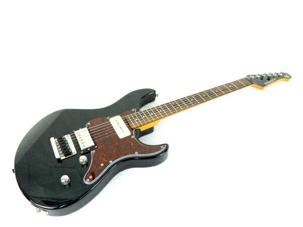 【中古】 良好 YAMAHA Pacifica 611H エレキ ギター ソフトケース付き Y3349772