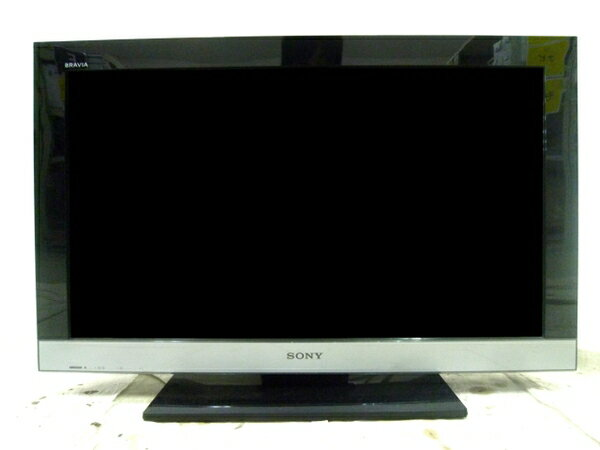 【中古】 SONY ソニー BRAVIA KDL-32EX300 液晶テレビ 32V型 ブラック 2010年【大型】 M3087526