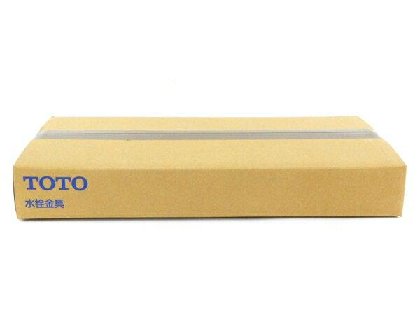 未使用 【中古】 TOTO TKGG32EBR 台付 シングル 混合水栓 エコシングル ハンドシャワー Y2875275