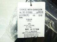 未使用【中古】DWDダンスウィズドラゴンキャディバッグD3-67300ゴルフバッグメタルクロコN3237584