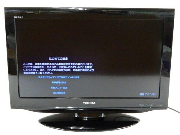 【中古】 TOSHIBA 東芝 REGZA 26RE2 液晶 テレビ 26型 映像 機器 Y3074134
