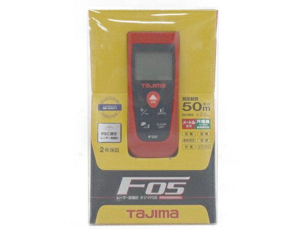 未使用 【中古】 未使用 タジマ LKT-F05R F05 レッド タジマ レーザー 距離計 F3167061