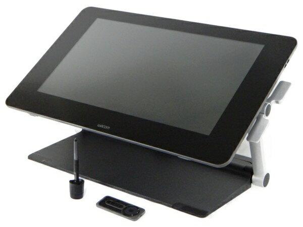 【中古】 Wacom Cintiq 27QHD touch DTK-2700 27型 液晶 ペンタブレット Ergo Stand付き ペンタブ ワコム 楽 【大型】 Y3134189