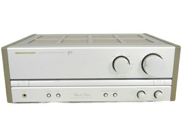 【中古】 Marantz マランツ PM-88aSEF MOSFFT プリメイン アンプ オーディオ 音響 機器 N3549420