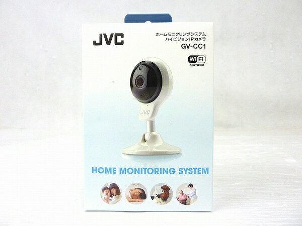 未使用 【中古】 未使用 JVC GV-CC1 ハイビジョンIPカメラ 防犯カメラ セキュリティー O3217456