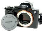 【中古】SONYα7SボディILCE-7Sカメラミラーレス一眼撮影趣味K3236216