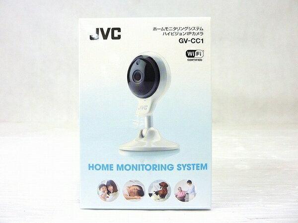 未使用 【中古】 未使用 JVC GV-CC1 ハイビジョンIPカメラ 防犯カメラ セキュリティー O3226987