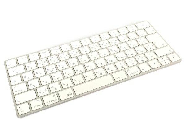 【中古】 Apple アップル Majic Keyboard MLA22J/A キーボード 家電 パソコン 機器 Y3858781