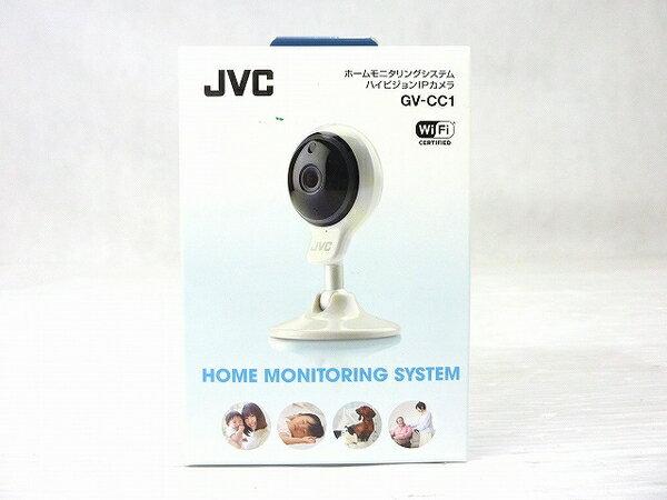 未使用 【中古】 未使用 JVC GV-CC1 ハイビジョンIPカメラ 防犯カメラ セキュリティー O3226988