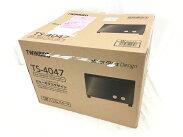 美品【中古】TWINBIRDTS-4047ミラーガラスオーブントースター調理家電ツインバードW5694663