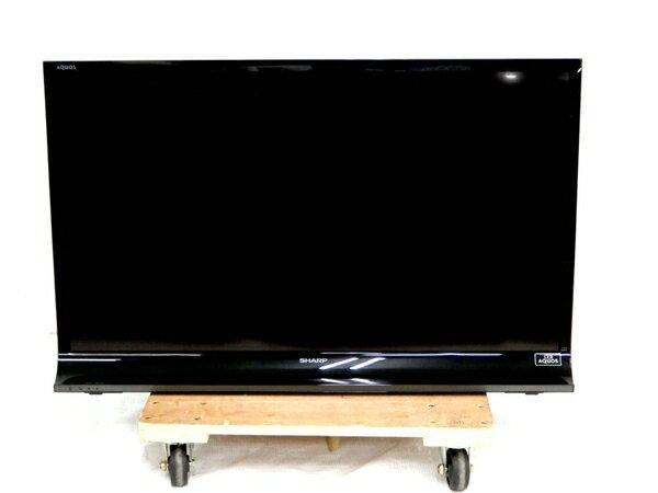【中古】 SHARP シャープ AQUOS LC-40J9 液晶テレビ 40V型 【大型】 Y3555163