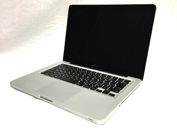 【中古】Apple アップル MacBook Pro MD101J/A ノートPC 13.3型 Mid 2012 Core i5 3210M 2.5GHz 4GB HDD500GB High Sierra 10.13 T2830969