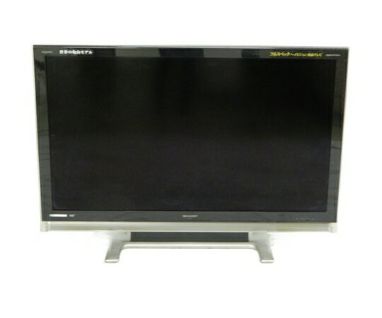 【中古】 SHARP シャープ AQUOS LC-52RX1W 液晶テレビ 52型【大型】 K3384052