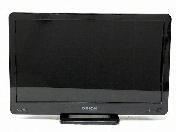【中古】 ORION DM16-B3 液晶TV 16型 パーソナルユース モデル O1911713
