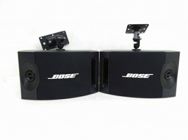 【中古】 BOSE ボーズ 201V スピーカーペア システム 音響 O3170108