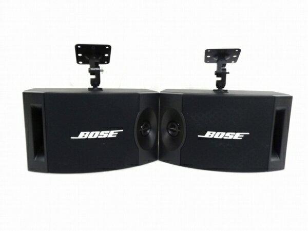 【中古】 BOSE ボーズ 201V スピーカーペア システム 音響 O3170109