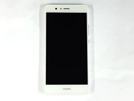 【中古】 中古 HUAWEI P9 Lite VNS-L22-WHITE 16GB SIMフリー ホワイト 5.2型 スマートフォン Android T3002375