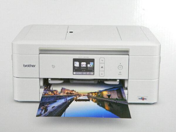 未使用 【中古】 brother ブラザー DCP-J978N インクジェット プリンター 複合機 K3839585