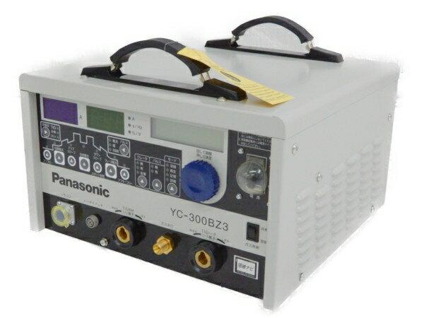 未使用 【中古】 未使用 Panasonic YC-300BZ3 フルデジタル 直流 TIG 溶接用 電源 Y3692309