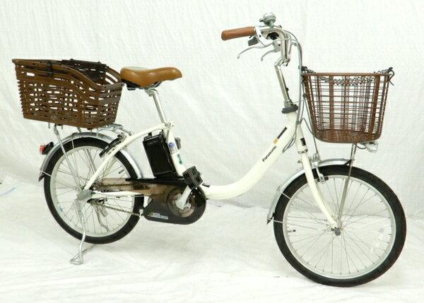 【中古】YAMAHA ヤマハ BE-ELLS032 ビビLS 電動 自転車 20インチ 12Ah 18年モデル【大型】 Y3365295