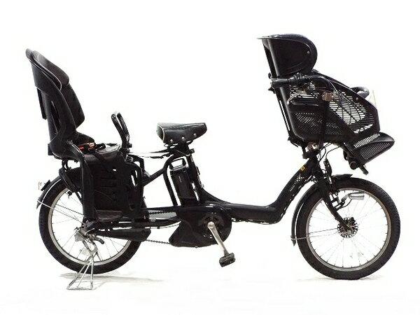 【中古】 ブリジストン アンジェリーノプティットe A20L14 20インチ 電動アシスト自転車 楽 【大型】 T3522284