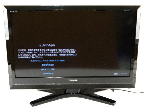 【中古】 TOSHIBA 東芝 REGZA 32H1S 液晶テレビ 32V型 レグザ 【大型】 Y3084323