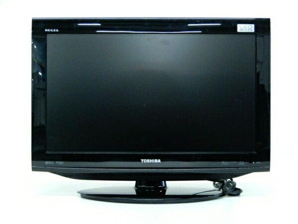 【中古】 中古 TOSHIBA 東芝 REGZA 22RE1(K) 液晶テレビ 22V型 ブラック F3694894