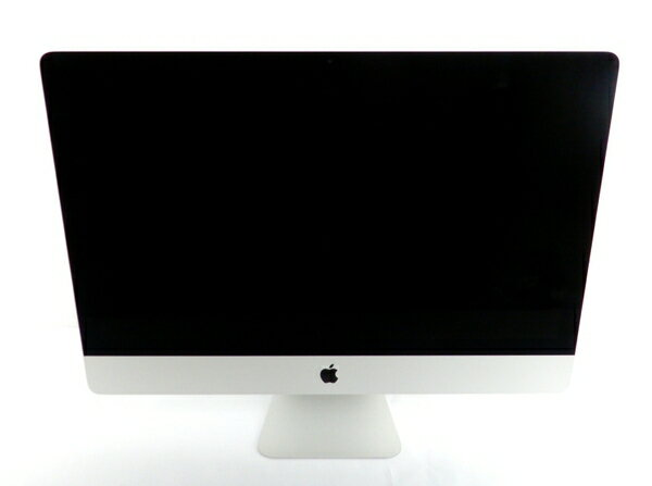 【中古】 Apple iMac Retina 5K 27inch Late 2014 4GHz Intel Core i7 8GB HDD1TB SSD128GB 液晶 一体型 PC 楽 【大型】 Y3272011