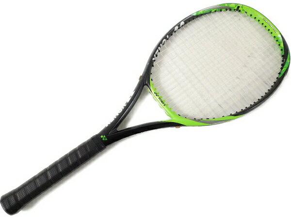 【中古】 YONEX ヨネックス EZONE98 テニスラケット G3 2017 S2747726