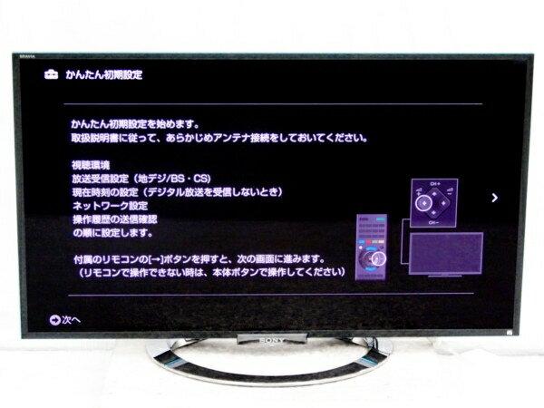 【中古】 SONY ソニー BRAVIA KDL-40W900A 液晶 テレビ 40型 映像 機器 楽 【大型】 Y3074079