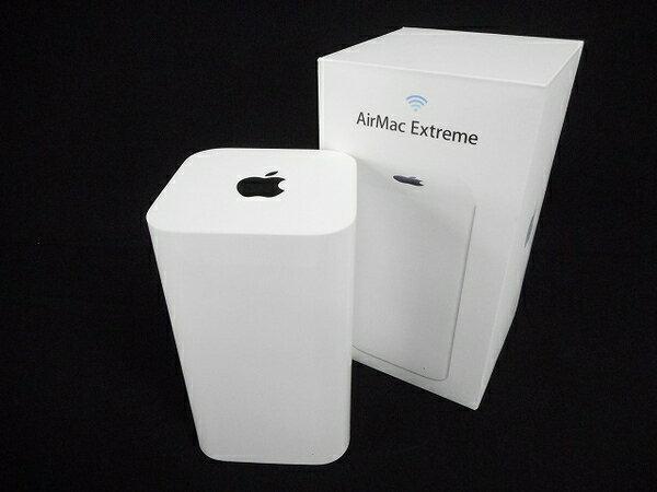 【中古】 Apple ME918J/A AirMac Extreme ベースステーション Wi-Fi W3046854