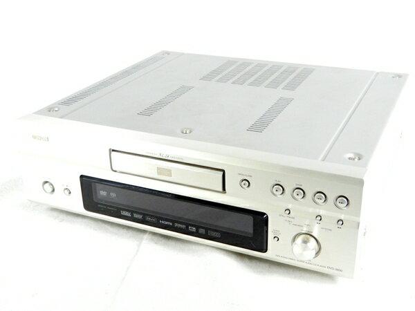 【中古】 難有 DENON DVD-3930 DVD SACD CDプレイヤー デノン オーディオ 音響 K3661067