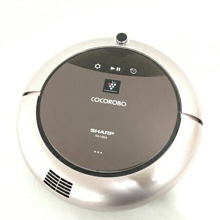 【中古】 SHARP COCOROBO RX-V95A ココロボ ロボット 掃除機 2016年製 シャープ 中古 W3559449