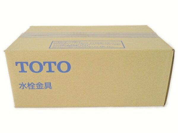 未使用 【中古】 TOTO GGシリーズ TMGG46E 台付サーモ13 混合水栓 浴室用 Y2875284