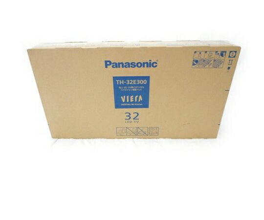 未使用 【中古】 未開封 Panasonic TH-32E300 デジタル ハイビジョン 液晶テレビ 32型 TV パナソニック W2769570