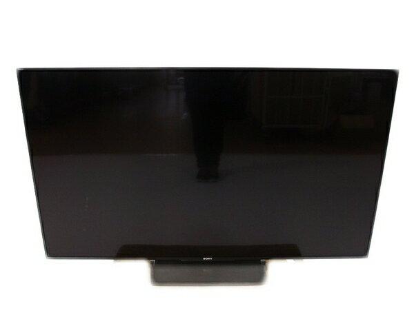 【中古】SONY ソニー BRAVIA ブラビア KJ-65X8500D 液晶テレビ 65型 3D 4K 16年製 【大型】 S2833112