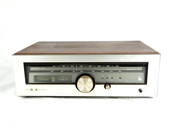 【中古】 LUXMAN ラックスマン T-88V AM FM ステレオチューナー 音響 K3501735