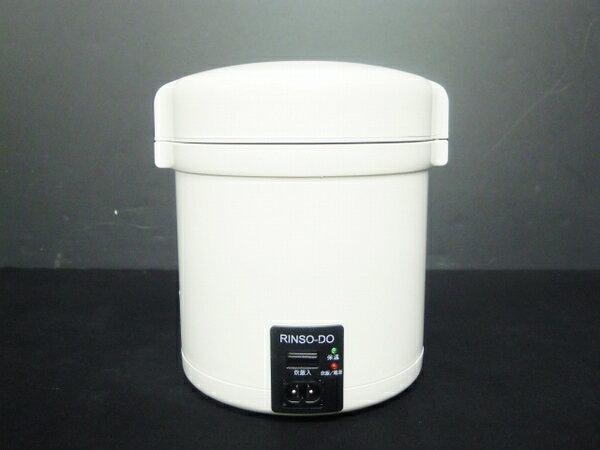 良好 【中古】 RINSO-DO 琳聡堂 HOTデシュラン HDS-1 ご飯が炊ける お弁当箱 家電 O2769587