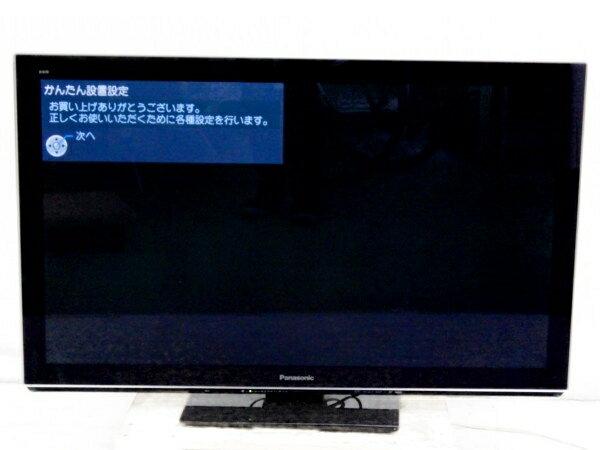 【中古】 Panasonic パナソニック VIERA TH-P42VT3 プラズマテレビ 42型 楽【大型】 Y3075701