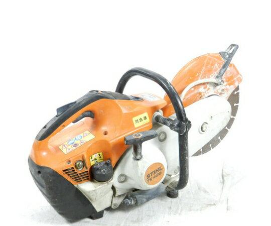 【中古】 スチール STIHL TS480i エンジンカッター カットオフソー 電動工具 K3846403