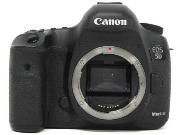 【中古】 中古 Canon キヤノン EOS5D MarkIII 一眼レフ カメラ ボディ F3566658