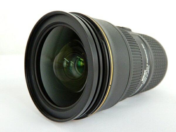 【中古】 Nikon ニコン AF-S NIKKOR 24-70mm 1:2.8E ED VR 一眼レフ カメラ レンズ 機器 Y3479309