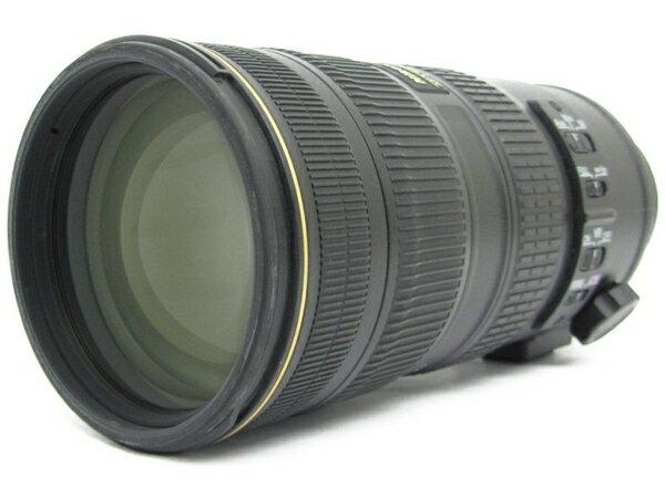 【中古】 Nikon AF-S NIKKOR 70-200mm f2.8G ED VR II 望遠 ズームレンズ N3704218