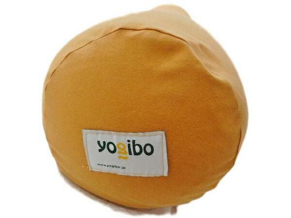 【中古】 中古 yogibo ヨギボー ビーズ ソファ オレンジ系 クッション 大型ヨギボー ロール ビーズ ソファ S2864347