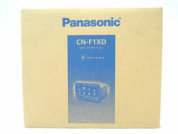 未使用 【中古】 未使用 Panasonic パナソニック カーナビ CN-F1XD SD ステーション ナビ O3213551