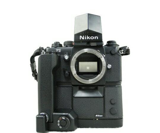 【中古】 中古 Nikon ニコン F3 フィルム カメラ 一眼レフ ボディ ブラック N3489409