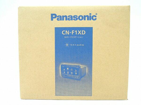 未使用 【中古】 Panasonic パナソニック カーナビ CN-F1XD SD ステーション ナビ O3214459